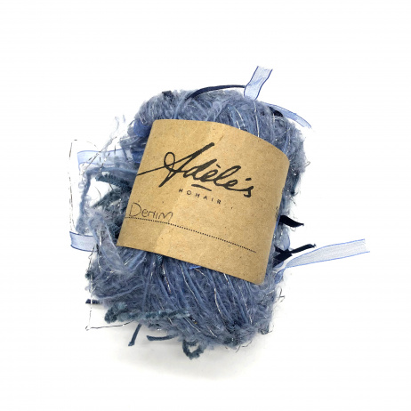 "ADELE""S Mohair Ribbon Yarn"