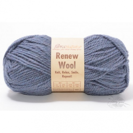 RENEW WOOL FIBRANATURA
